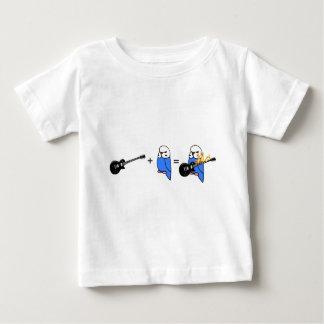 Budgie Rocks Math T Shirt
