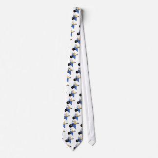 Budgie Rocks Tie