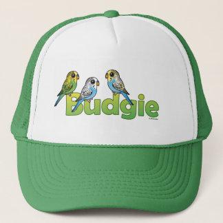 BUDGIE TRUCKER HAT