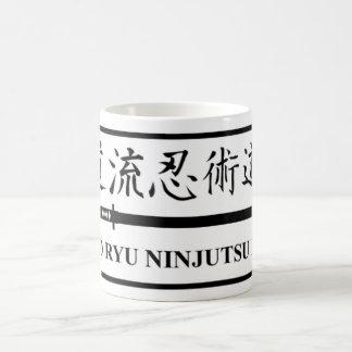 Budo Ryu Ninjutsu Dojo Coffee Mug