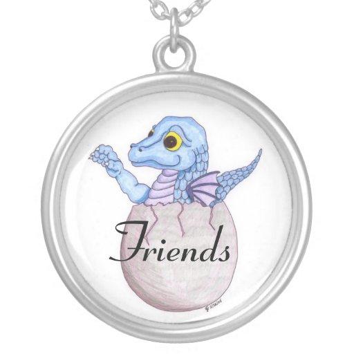 Bueberry Friends Necklace
