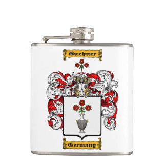 Buehner Hip Flask