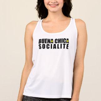 Buena Chica Socialite Singlet