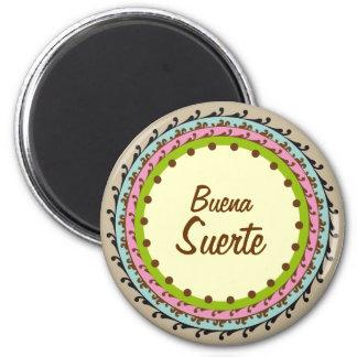 Buena Suerte - Good Luck Fridge Magnets