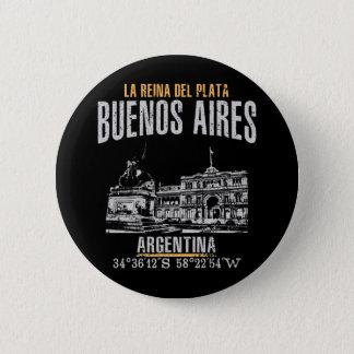 Buenos Aires 6 Cm Round Badge