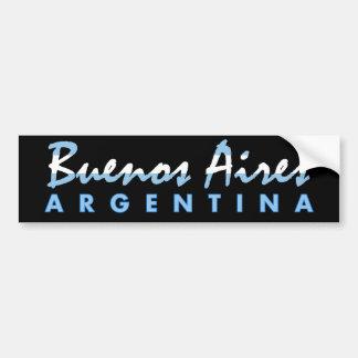 Buenos Aires Bumper Sticker