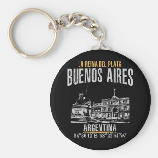 Buenos Aires Key Ring