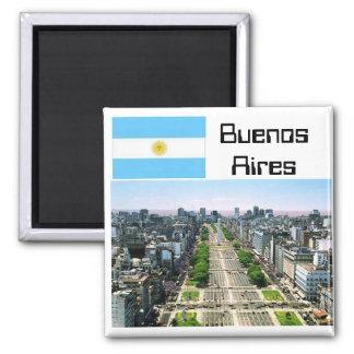 Buenos Aires Refrigerator Magnet