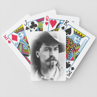Buffalo Bill Cody Bicycle Playing Cards