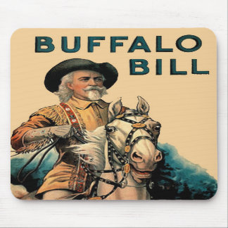 Buffalo Bill Mousepad