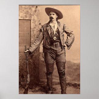 Buffalo Bill Print