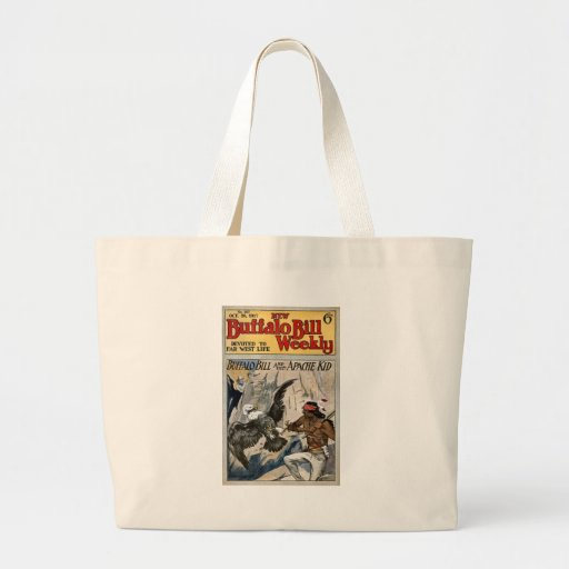 Buffalo Bill Weekly 1917 - The Apache Kid Bags