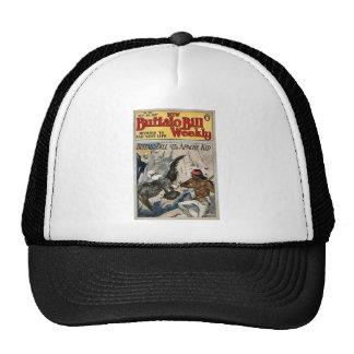 Buffalo Bill Weekly 1917 - The Apache Kid Hats