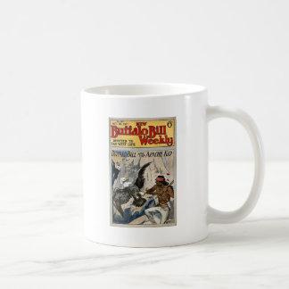 Buffalo Bill Weekly 1917 - The Apache Kid Coffee Mug