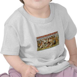 Buffalo Bill Wild West Show 1899 Tshirt