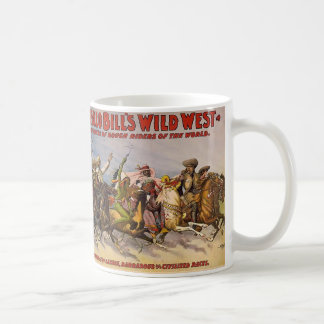 Buffalo Bill Wild West Show Coffee Mug