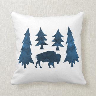 Buffalo / Bison Cushion