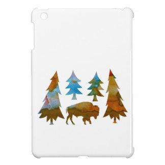 Buffalo / Bison iPad Mini Cover