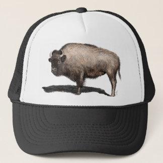 Buffalo, Bubalus Trucker Hat