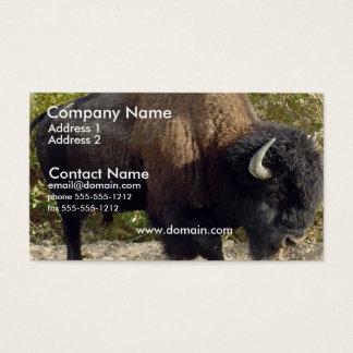 Buffalo Business Card