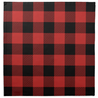 Buffalo Check - Cloth Napkins