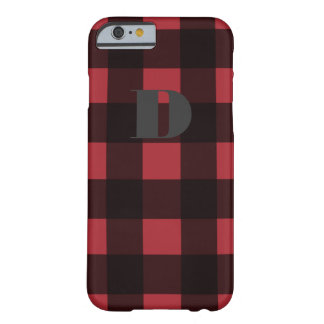 Buffalo Check iPhone 6 case Barely There iPhone 6 Case
