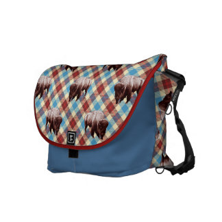 Buffalo Country Courier Bags