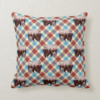 Buffalo Country Cushion