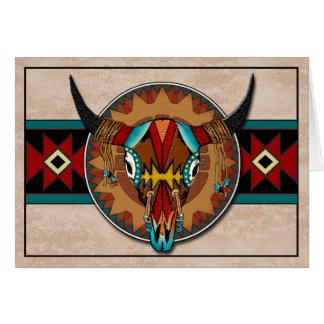 Buffalo Dream Card