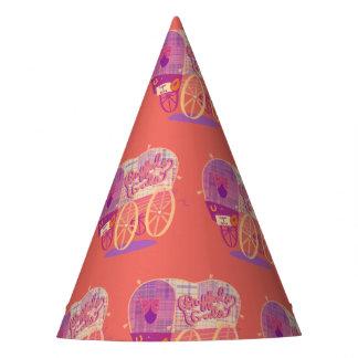Buffalo Gals Wagon party hat