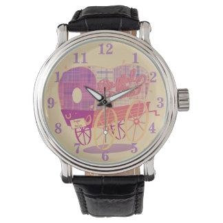 Buffalo Gals Wagon watch