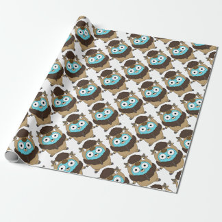 Buffalo Gopher Wrapping Paper