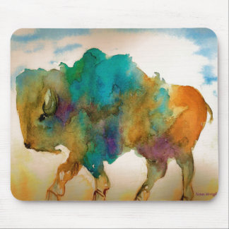 Buffalo Mousepad