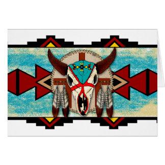 Buffalo Nation Card