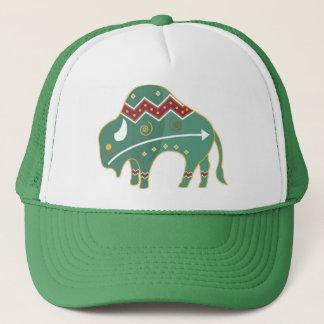 Buffalo Native American Hat