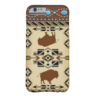 """Buffalo"" Native American Western iPhone 6 case"