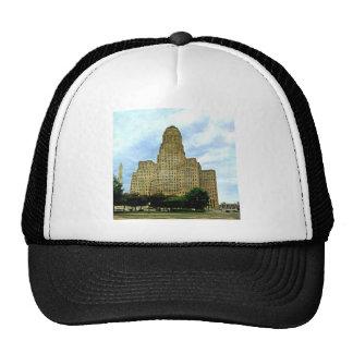 Buffalo NY city Hall Cap