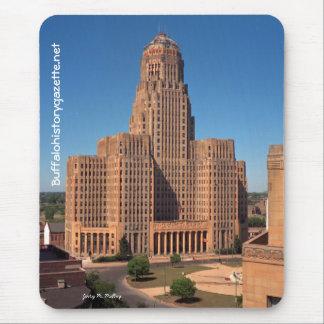 Buffalo NY City Hall Mouse Pad