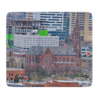 Buffalo NY in Color ....Cutting Board