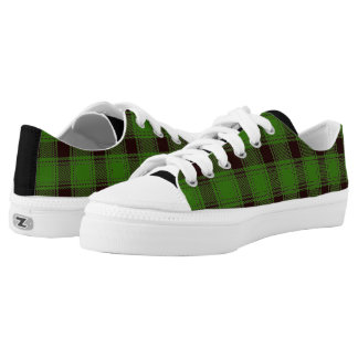 Buffalo Plaid Lumberjack Plaid Design Sneaker