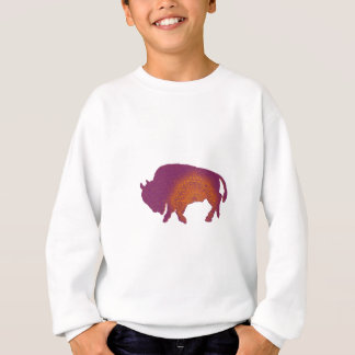Buffalo Purple Sweatshirt