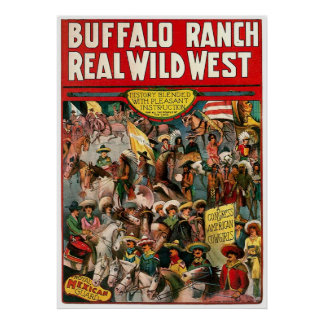 Buffalo Ranch - Print