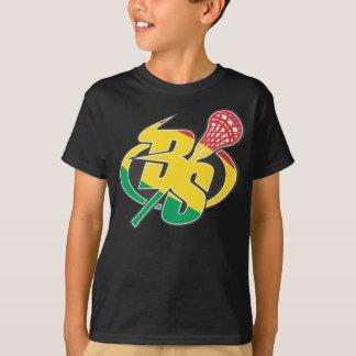 Buffalo Soldiers Lacrosse Kid's T-Shirt Design 3