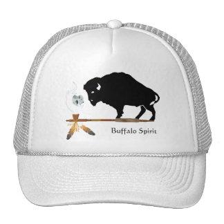 Buffalo Spirit Mesh Hats