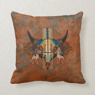 Buffalo Spirit Cushion