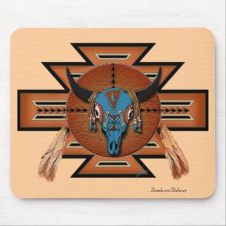 Buffalo Spirit Mouse Pad