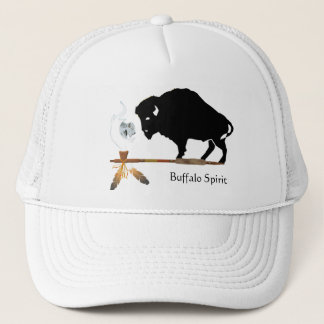 Buffalo Spirit Trucker Hat