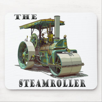 Buffalo Springfield SteamRoller Mouse Pad