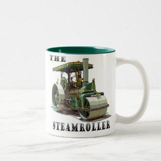 Buffalo Springfield SteamRoller Two-Tone Coffee Mug
