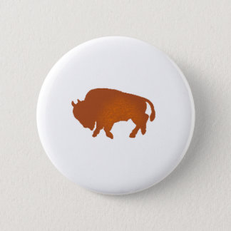 Buffalo Terra 6 Cm Round Badge